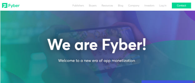 fyber an app monetization platform