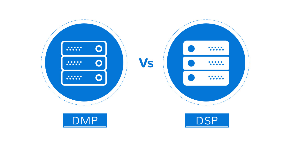 Differences between DMP vs DSP