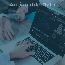 Actionable data